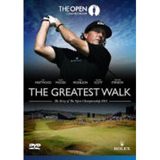 The Greatest Walk: The Story of the Open Golf Championship 2013 (The Official Film) [DVD]